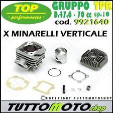 GRUPPO TERMICO TOP TPR RACING ALLUMINIO COD. 9921640 MINARELLI VERTICALE
