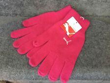 Puma Ladies Gloves Size M/L Brand New Bargain
