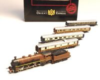 8108 Marklin Z-SCALE Orient Express Train set in excellent condition