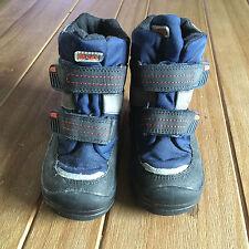Elefanten Baby-Schuhe im Stiefel- & Boots-Stil mit Klettverschluss
