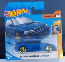 Hot Wheels '98 Subaru Impreza 22B Sti-Version 2020 Short Card