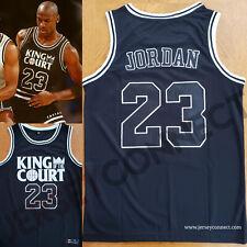 New Michael Jordan King of the Court Basketball Jersey (S,M,L,XL,2XL)