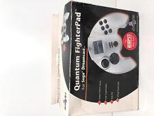 Quantum Fighter Pad Controller (Sega Dreamcast) ~ NEW IN BOX