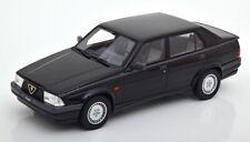 1:18 Laudoracing-Models Alfa Romeo 75 2.0 Twin Spark 1988 black