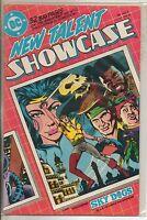 DC Comics New Talent Showcase #2 February 1984 NM-