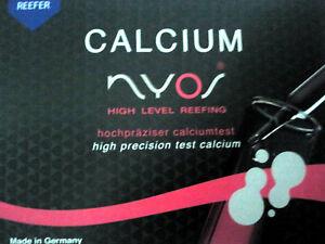 NYOS Calcium Reefer Meerwassertest