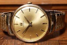 Nice Vintage Mens Tissot Swiss Made Manual Wind 10K GF Watch