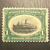 US Stamp # 294 Mint OG NH $45