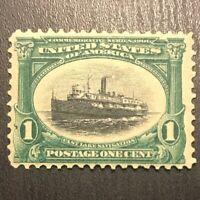 US Stamp # 294 Mint OG NH $45