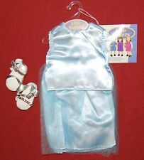 """Gotz Little Sisters Doll Outfit *Ballet Wishes* Htf Fits 18"""" American Girl"""
