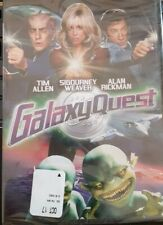 Galaxy Quest (Dvd, 1999) Tim Allen, Sigourney Weaver Special Features New Sealed