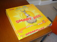 Smart Ass The Board Game The Ultimate Trivia Game - NIB PLASTIC SEALED BOX 2007