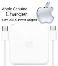 Apple MacBook Pro 13-inch 61W USB-C Fast Charging Power...