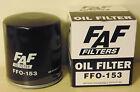 FAF FFO-153 Oil Filter for Holden Commodore V6 3.8L VN VP VR VS VT VX VY Z154