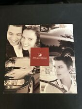 Vintage 1995 Honda Accord Coupe Brochure