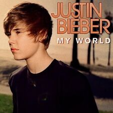 Justin Bieber - My World [New CD]