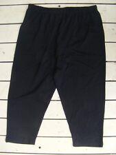 Rockmans BLACK Leggings 7/8 LENGTH PantsSize XL.-18. NEW. rrp$29.95