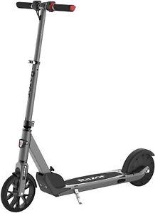 Razor E Prime Folding Electric Scooter Gunmetal