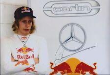 Motor Sport H Certified Original Autographs