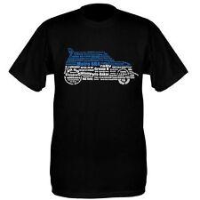 Metro 6r4 Word Art  Rally T Shirt