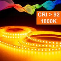 LED Strip 2835 Warmweiß 2700K CRI 92 72W 5 Meter 24V IP20