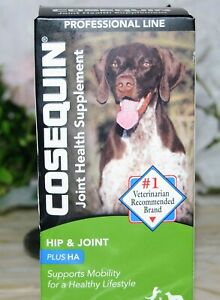 Nutramax Cosequin Professional Strength Hip and Joint plus HA 75 Count exp 2023