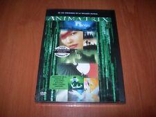 ANIMATRIX DVD EDICIÓN ESPAÑOLA PRECINTADO