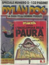 DYLAN DOG SPECIALE 5 + ALBETTO SPECIALE L'ENCICLOPEDIA DELLA PAURA