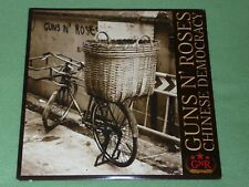 GUNS N' ROSES Chinese Democracy 2LP US 180g VINYL 0602517906136 with TICKET EX