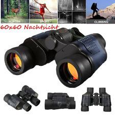 60x60 HD Fernglas Ferngläser Feldstecher Tag & Nachtsicht Jagdfernglas Binocular
