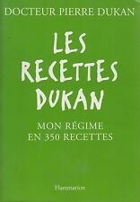 LES RECETTES DUKAN / DOCTEUR PIERRE DUKAN / FLAMMARION