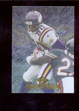 1997 CE Collectors Edge Masters CRIS CARTER Minnesota Vikings Card