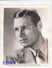 Richard Arlen sexy tough VINTAGE Photo A Dangerous Game 1940