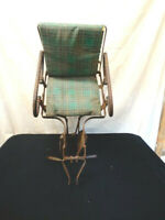 Vintage Schwinn Approved Bicycle Child's Rear Carrier Seat