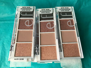 12x e.l.f. Bite-Size Eyeshadow Palette *Rose Water* NEW & SEALED