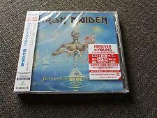 Iron Maiden - Seventh Son of a Seventh Son Cd Sigillato Mint Japan Import w/ Obi