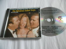 THE FABULOUS BAKER BOYS MOTION PICTURE SOUNDTRACK CD GRUSIN ELLINGTON GOODMAN