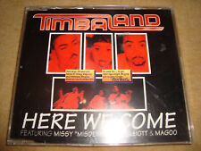 TIMBALAND feat. MISSY ELLIOTT & MAGOO - Here We Come  (Maxi-CD)