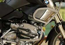 Kit Paraserbatoi + Paracilindri tubolare in ferro Argento BMW R 1200 Gs 04-07
