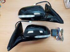Honda Accord Power-Folding LED signal side mirror pair 2002~2007