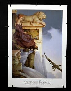 Michael Parkes  - Water - 2002 - Offset Poster