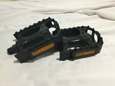 New Bike Bicycle Pedals 9/16 Black Specialized New