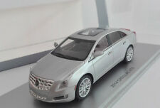 LUXURY 1/43 2014 Cadillac XTS Die Cast Model Silver