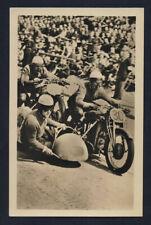1954 SeitenwagenrennenPostkartengröße 14x9cm