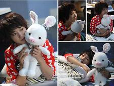 "New Cute Cartoon Bunny Rabbit Pig Plush Doll Toy Birthday Gift 21.50"" 55cm"