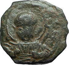 CRUSADERS of Antioch Tancred Ancient 1101AD Byzantine Time Coin St Peter i66130