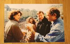 ORIGINAL Autogramm von Robert Dornheim. pers. gesammelt u. 100 % ECHT. GROSSFOTO