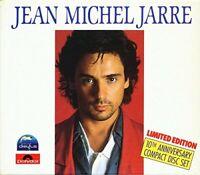 JEAN MICHEL JARRE - 10th Anniversary Limited Edition - CD Box Set, Oxygene etc