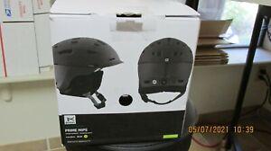 Anon Prime MIPS XL Black Helmet, BOA, NEW
