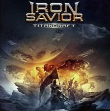 IRON SAVIOR - TITANCRAFT - CD - 884860151924